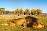 leopard hunting safaris namibia